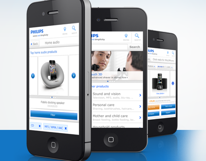 Philips Mobile dot Com