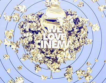 They love popcorn—We love cinema