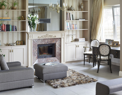 interiors | classical living space