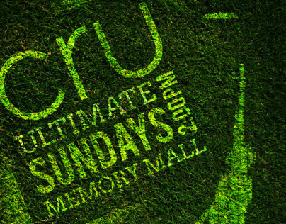 CRU Ultimate Sundays Poster