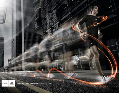 Project Fusion - Training System by adidas & Polar