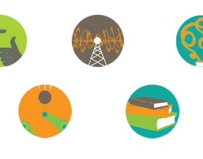 SXSW Foursquare Badges