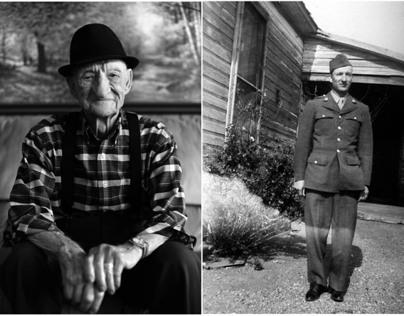 World WarII Veterans in Munday, Texas