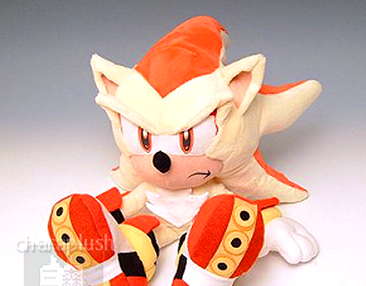 Video Game Plush Toys Design