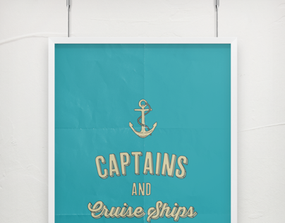 Captains and Cruise Ships