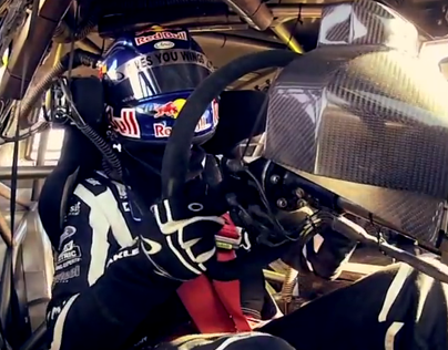 GoPro Incar with Rick Kelly Bathurst 2012
