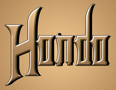 Western Hand-Lettering