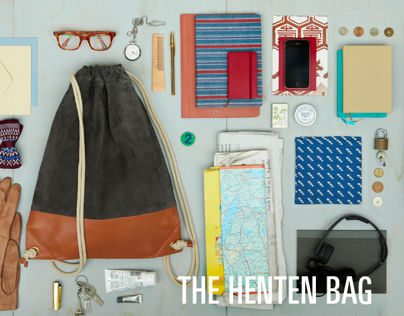 The Henten Bag Storytelling