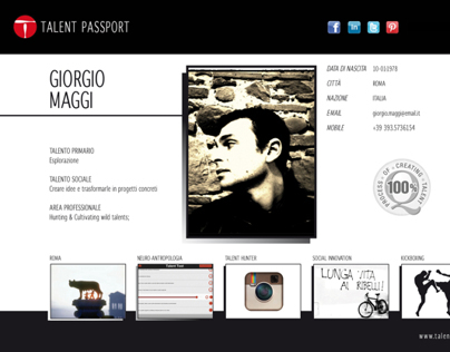 TALENT PASSPORT
