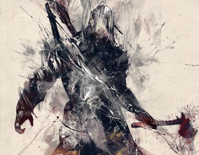 Assassins Creed III Poster
