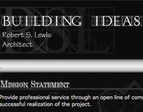 Building Ideas - Architects  Website