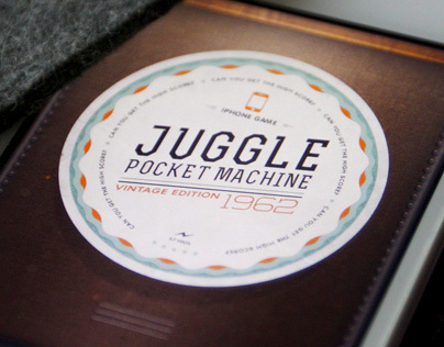 Juggle: Pocket Machine (iOS Game)