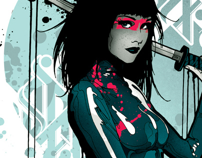 Assassin! New Print Out Now