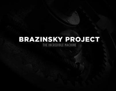 Braziski Project: The Incredible Machine [Stop Motion]