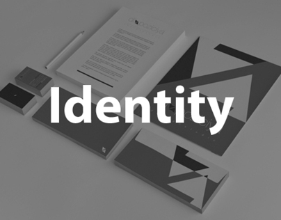 Identity for interior designer