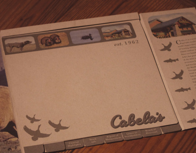 Cabelas Annual Report