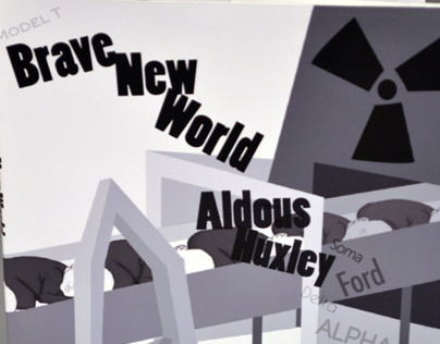 Brave New World Book Jacket