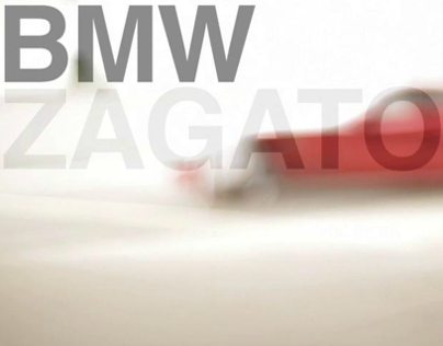 Showarchitekten Creative Production : BMW Zagato :