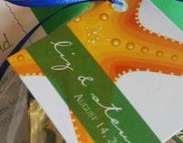 Print + Packaging - Bridal Shower Invitation & Favor