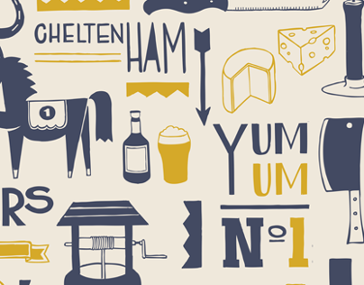 The Tavern - Illustrative Branding