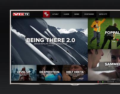 VGTV - Samsung SmartTV