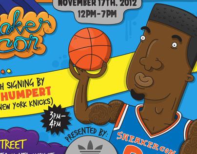 Iman Shumpert illustration