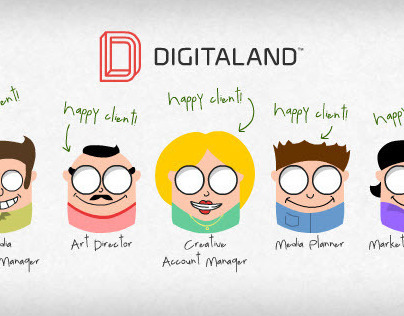 Video Animation for Digitaland | Promotional Video