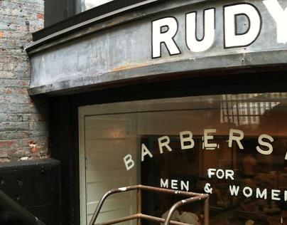 Rudys Barbershop NYC
