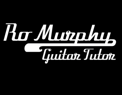 Ro Murphy, a guitar tutor who wanted re-branding online