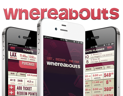 Whereabouts | iOS App