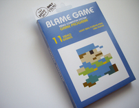 Stop the Blame, Play the Game (Animated Infographic)