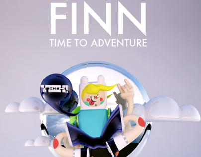 ADVENTURE TIME! FINN Fan Art