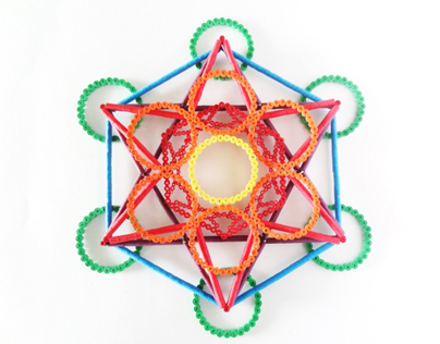 The Metatrons Cube - Revisited
