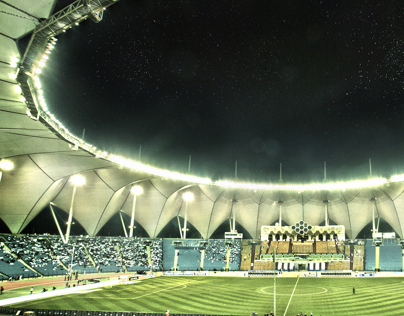 King Fahed Stadium