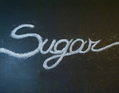 Sugar | Type in Stop Motion |