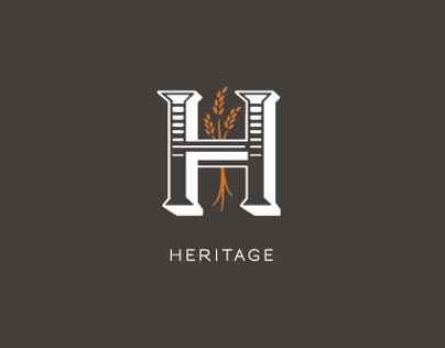 Logo for Heritage restaurant