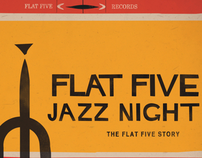 Flat Five Records