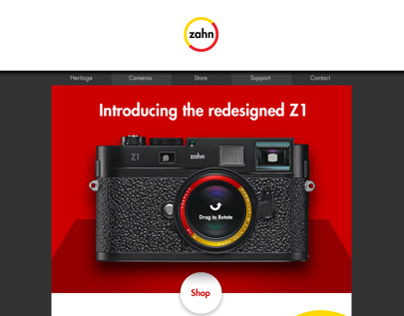 Zahn Branding/Web Design