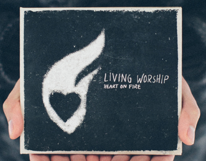 Living Worship: Heart On Fire