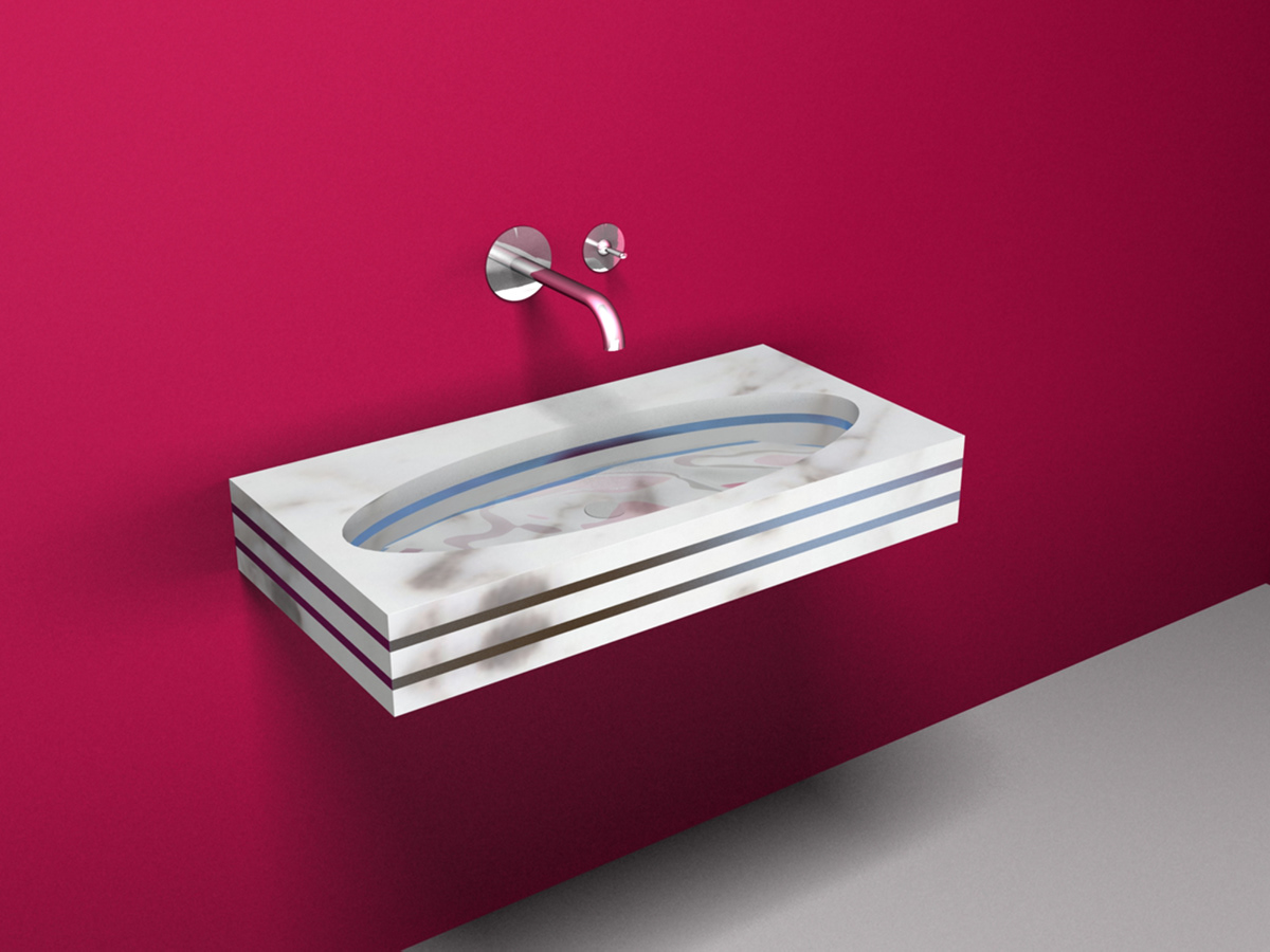 Aqualight - washbasin