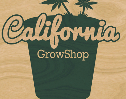 Logo www.californiagrowshop.cl