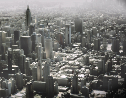 New York City - 3d Visualisation