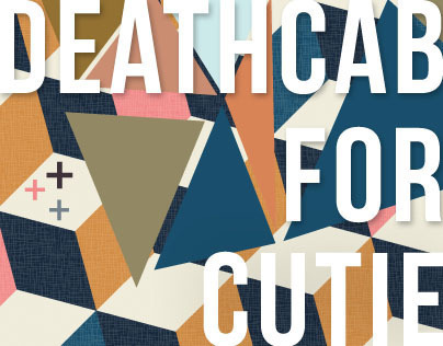Death Cab for Cutie | Poster Series