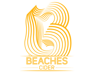 Beaches Cider Branding