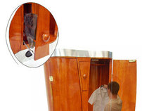 Clothes Angel - Wardrobe that Drys your Clothes