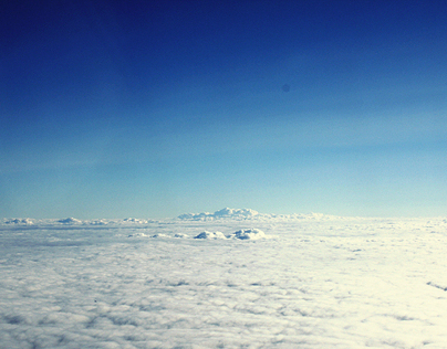 Clouds - From Cyprus to Frankfurt