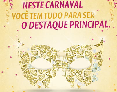 Email Marketing - Campanha de Carnaval