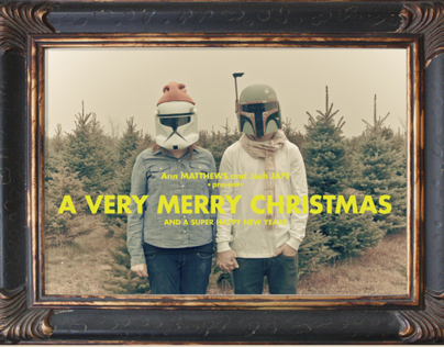A Wes Anderson Star Wars Christmas