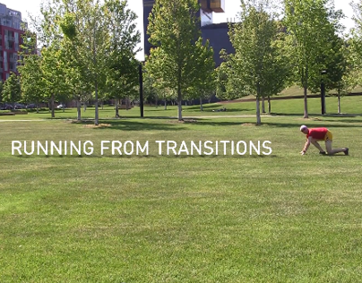 Running from Transitions