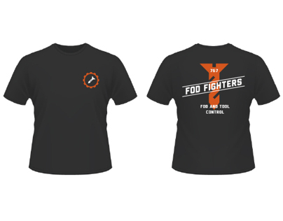 FOD Fighters Shirt